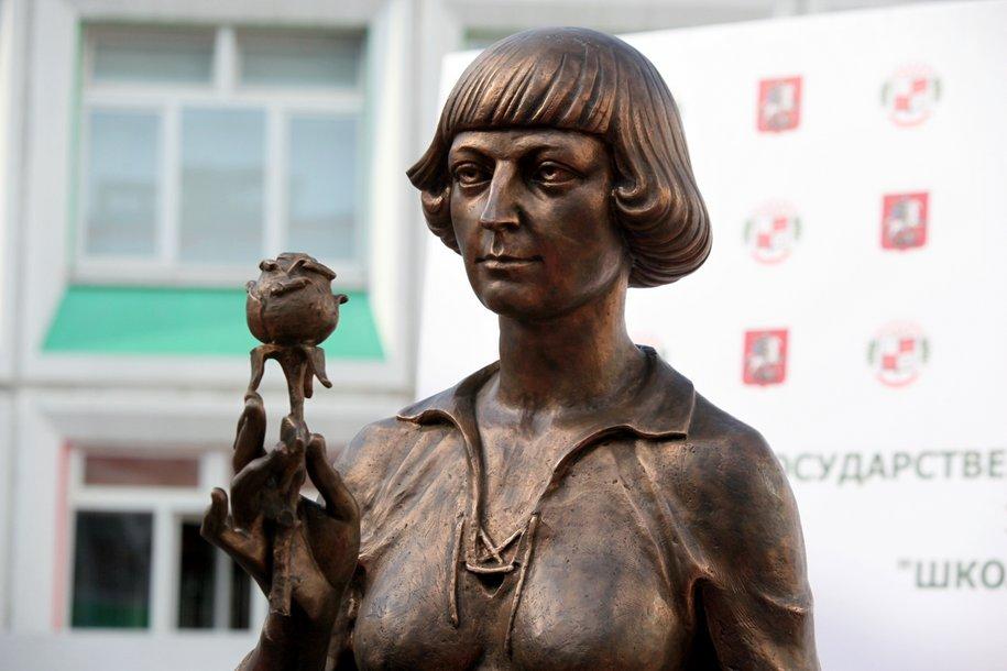 В парке «Зарядье» расскажут о поэтессе Марине Цветаевой