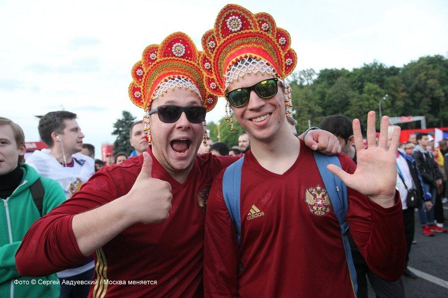 Более 78 тысяч зрителей посетили 1/8 финала ЧМ-2018 между Испанией и Россией в Москве