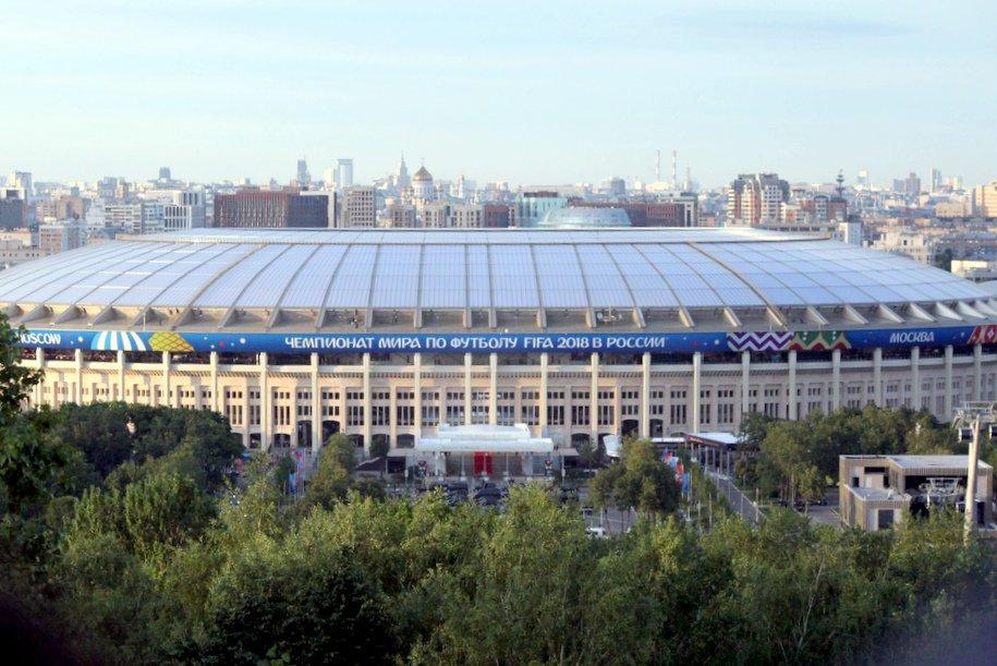 Финал Кубка России по футболу в 2019 году состоится на стадионе «Лужники»