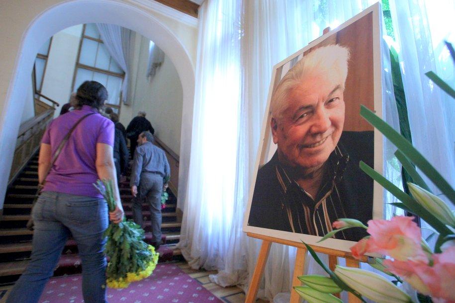 В Москве завершилась церемония прощания с Владимиром Войновичем