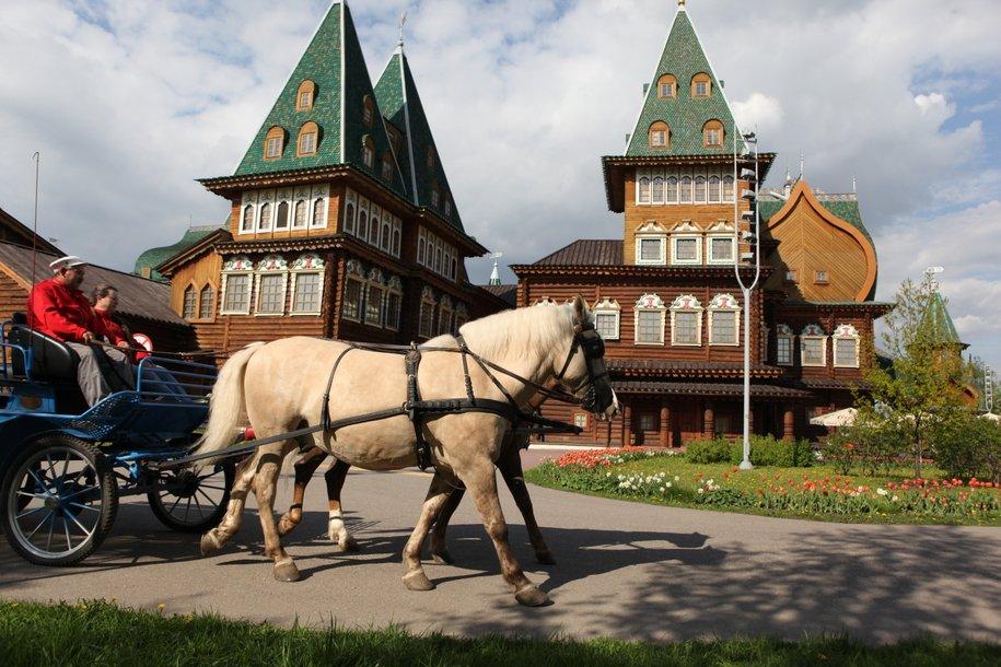 Фестиваль «Сабантуй-2018» пройдет в музее-заповеднике «Коломенское» 21 июля