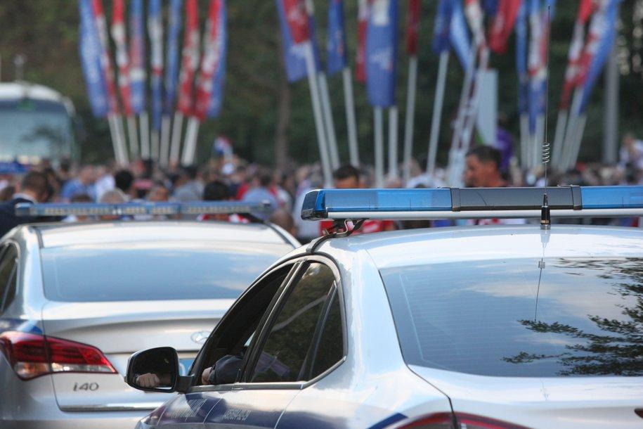 В связи с проведением мероприятий FIFA в Москве перекроют ряд улиц 14 и 15 июля