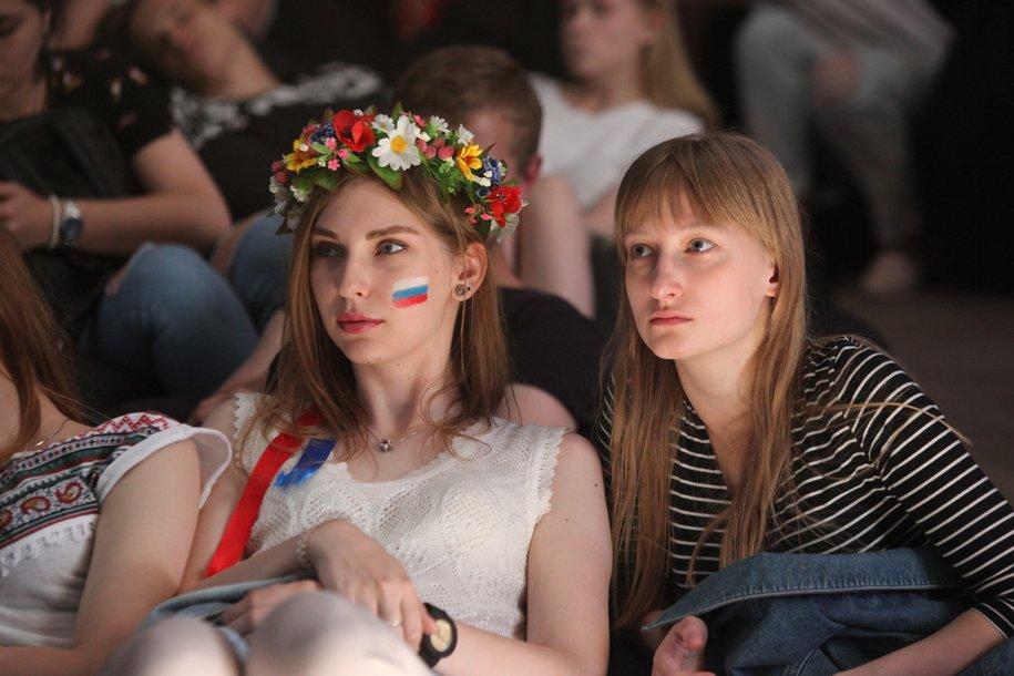 В Москве — самые красивые болельщицы Чемпионата мира-2018 по футболу