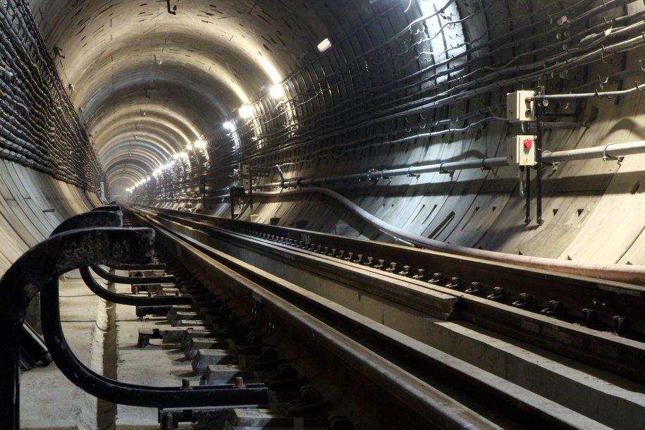 Построен тоннель от станции «Косино» до «Улицы Дмитриевского»