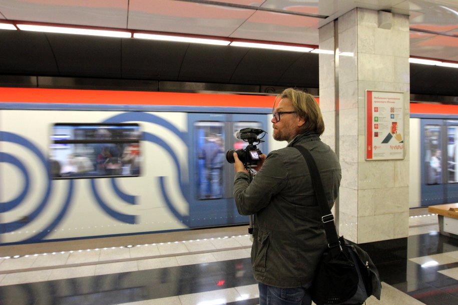 Дептранс разрабатывает новый тип поезда «2020» для Московского метрополитена