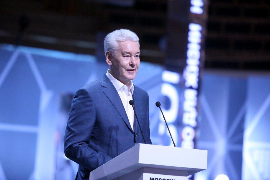 Сергей Собянин представил Президенту России доклад о транспортном развитии Москвы