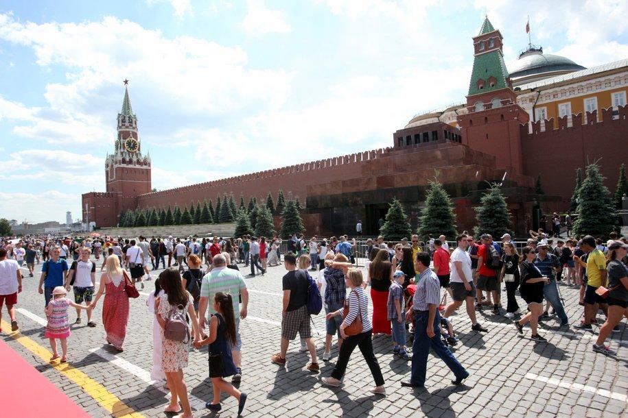 Москва — на 1 месте по посещаемости матчей 1/8 финала Чемпионата мира-2018