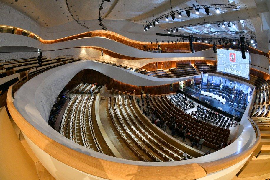 В концертный зал «Зарядье» продал более тысячи билетов в первый час продаж