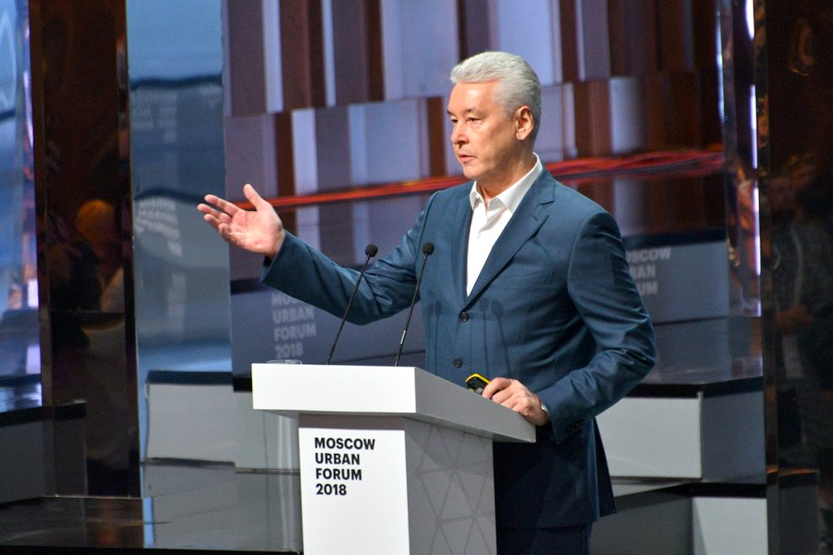 Москва будет развивать беспилотный транспорт — Собянин