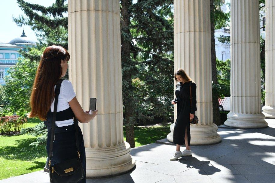 Москвичи смогут выбрать программу ко Дню Города