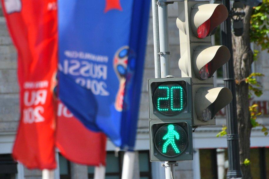 Участок улицы Ильинки от Красной до Старой площади перекрыт