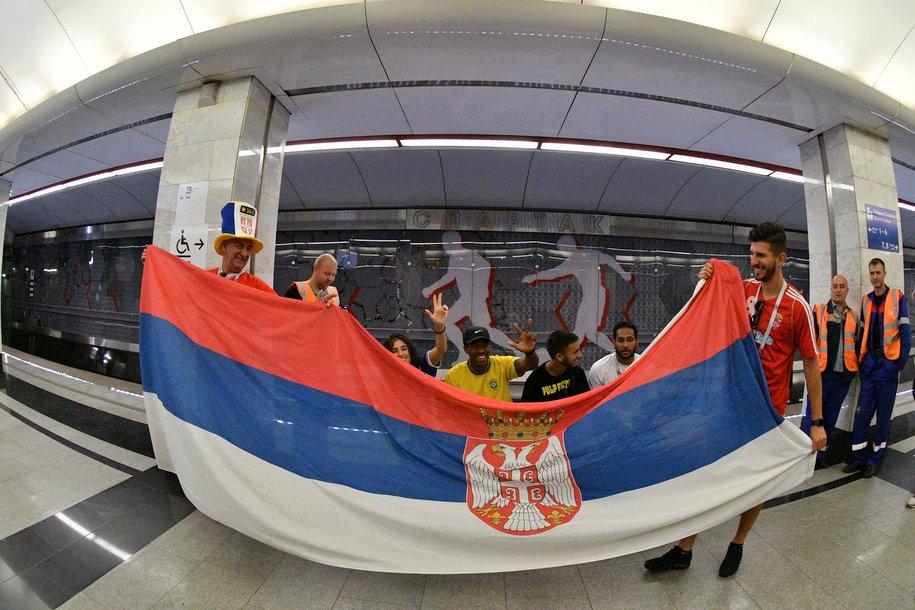 ВЦИОМ: Большинство опрошенных россиян поддержат сборную Хорватии в финале ЧМ-2018