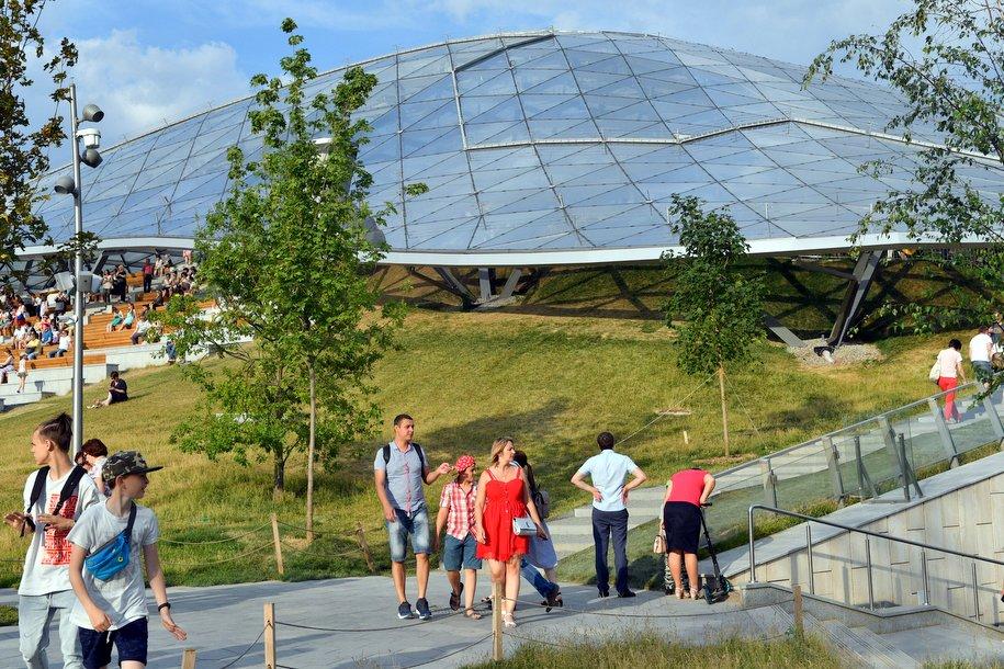 В концертном зале «Зарядье» установят крупнейший в Европе орган