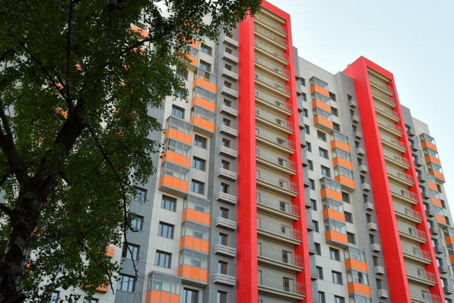 Дома по программе реновации введут в восьми районах Москвы до конца года