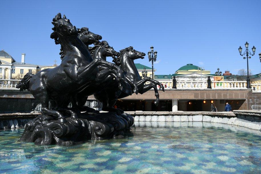 В Манеже откроется первая выставка современного искусства
