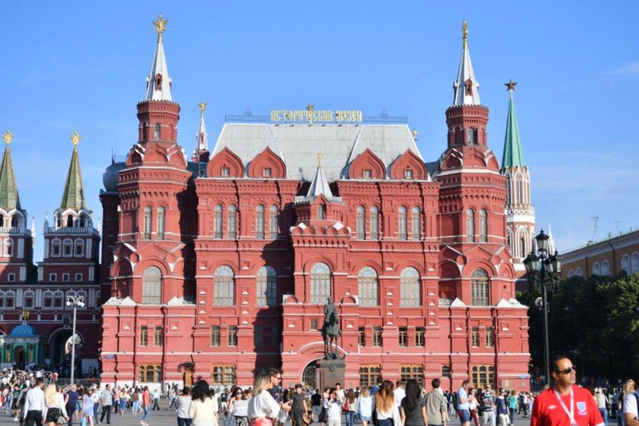 Сегодня в Москве ожидается жаркая погода без осадков