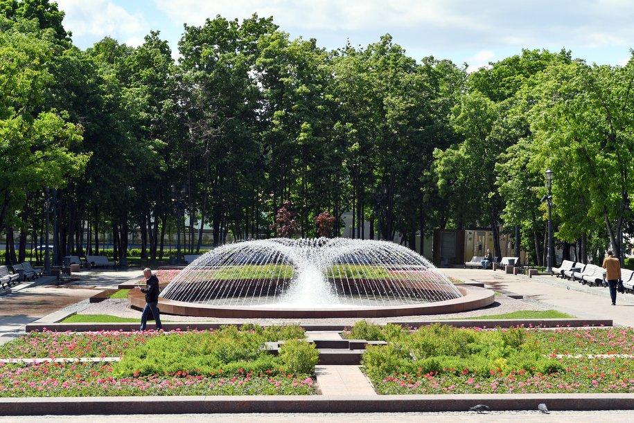 В парке Сокольники проходит фестиваль «Барбекю Фест»