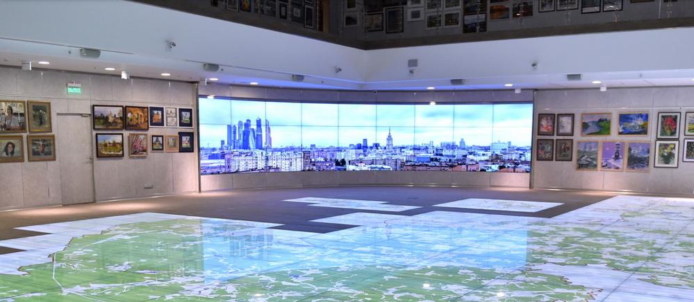 Молодые архитекторы представили свой взгляд на будущее Москвы
