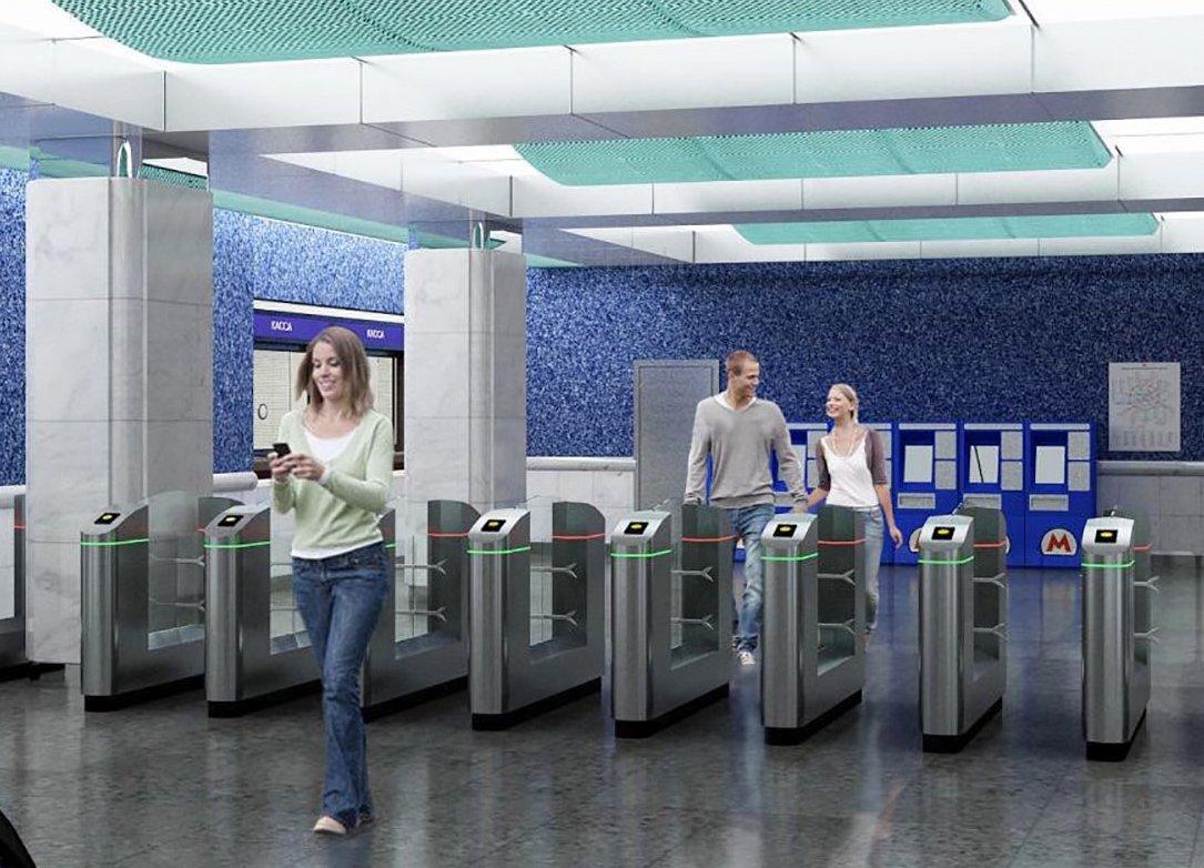 Станцию метро «Беломорская» откроют до конца года