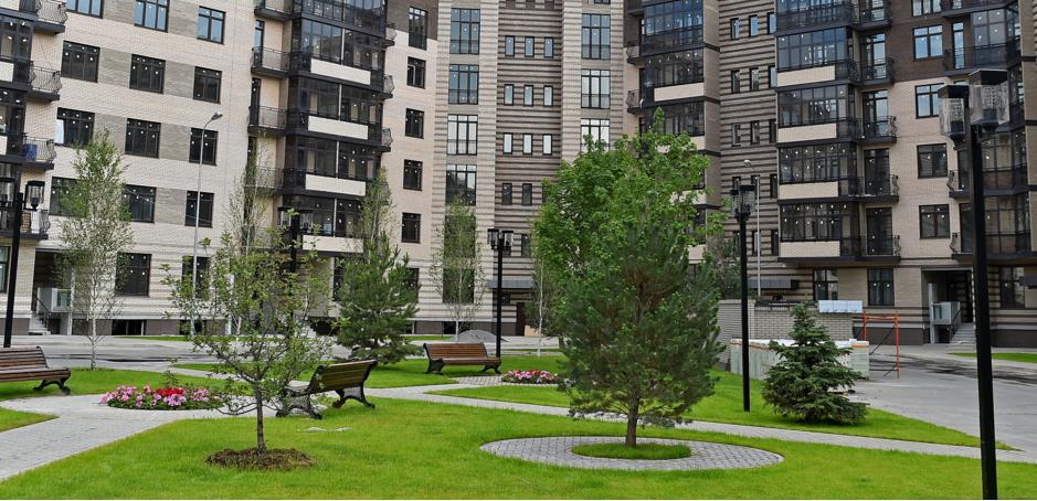 Потенциал застройки в Новой Москве составляет 150 миллионов «квадратов»