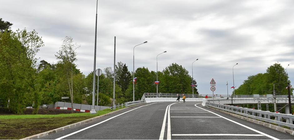 На трассе Солнцево – Бутово – Видное возведут путепровод