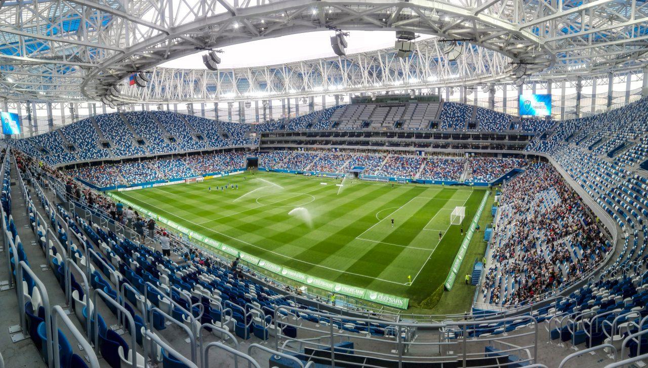 На Суперкубок России по футболу проданы все билеты — Прядкин
