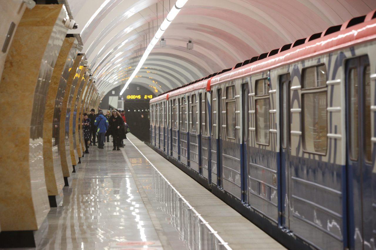 Вестибюли станций «Люблино», «Новогиреево» и«Третьяковская» закроют наремонт до30июля