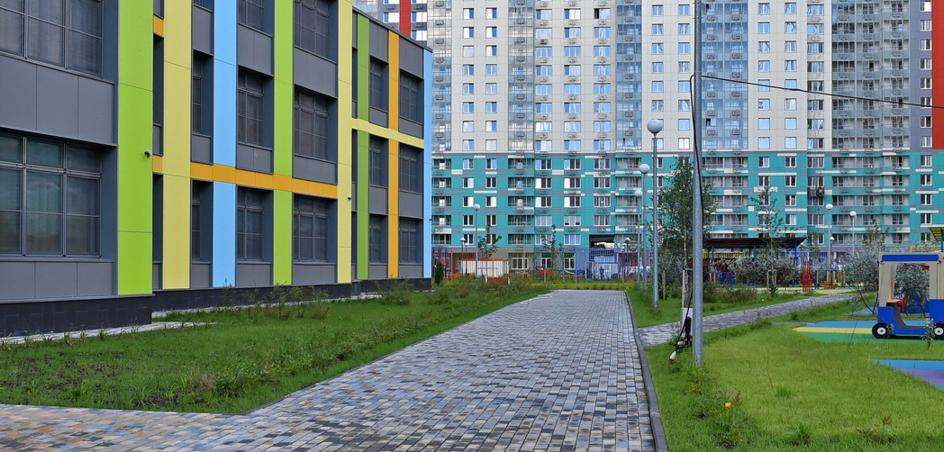 Жилой комплекс с детским садом появится в районе Южнопортовый