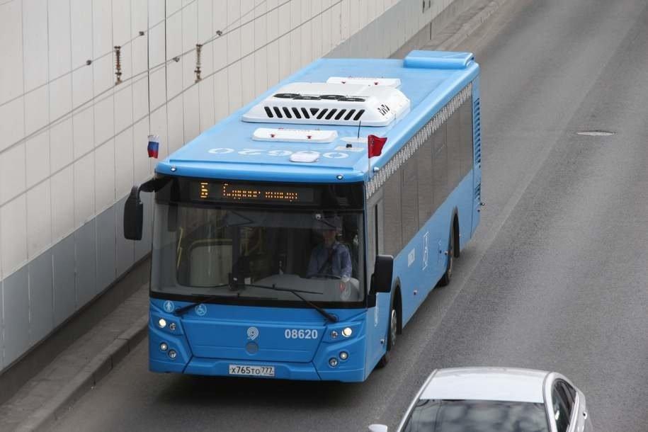 Московский автобус отмечает свое 94-летие