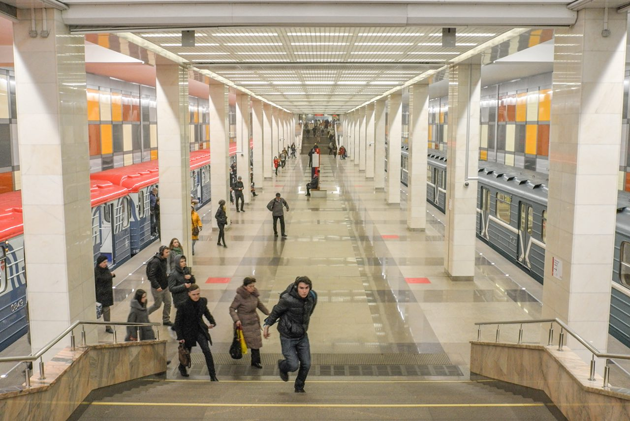 До конца 2023 года в Москве появится 58 новых станций метро