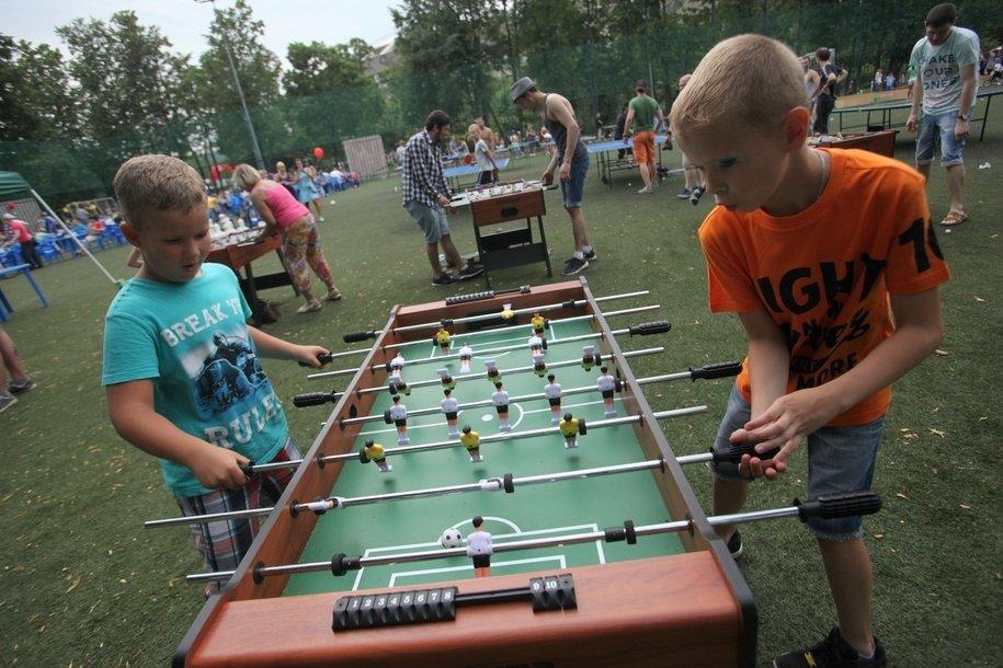 Для московских школьников проведут квесты по истории спорта