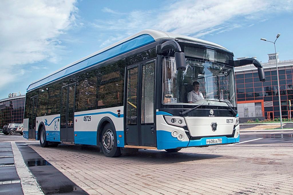 Первые электробусы выйдут на линию в День знаний