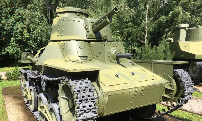 В день начала Маньчжурской операции Музей Победы представляет уникальную коллекцию японской военной техники