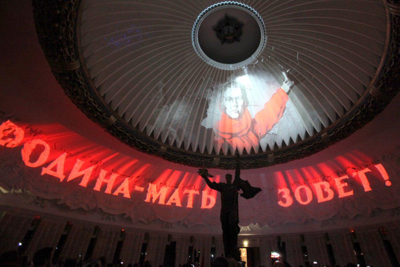 В Волоколамске подвели итоги на фестивале военно-патриотических фильмов