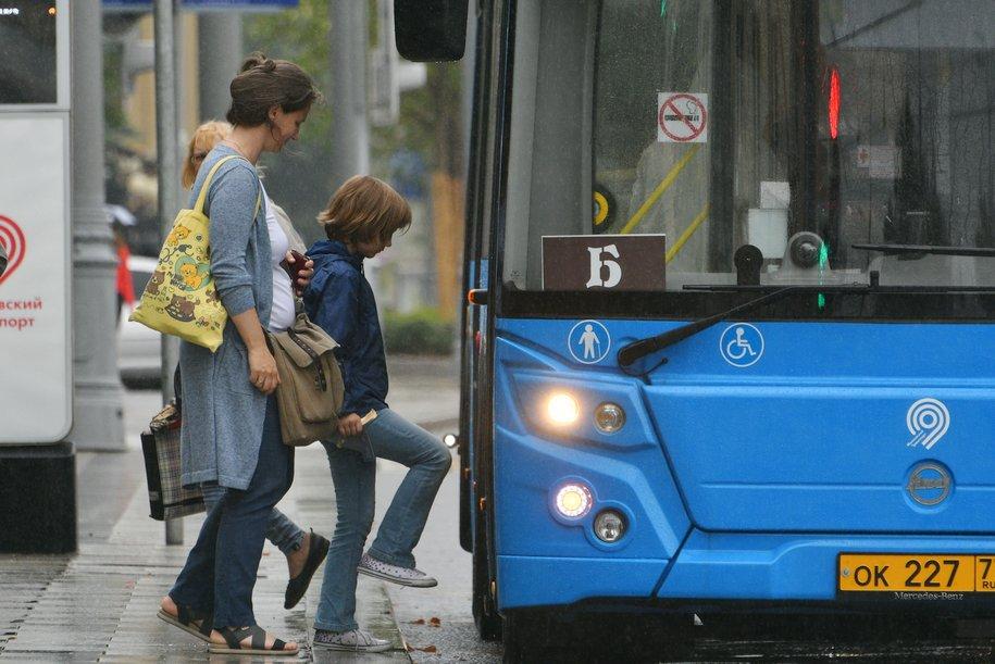 Автобусами «КМ» на закрытых станциях Филевской линии воспользовались 90 тысяч человек