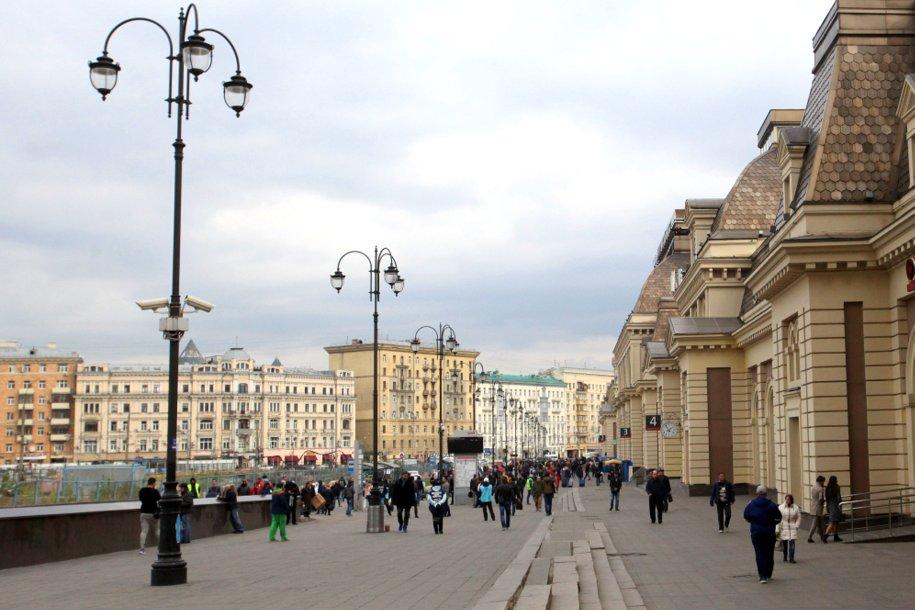 Строительство ТПУ «Павелецкая» планируют начать в конце 2018 года