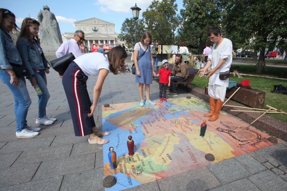 В столичных парках проведут мероприятия к Дню знаний