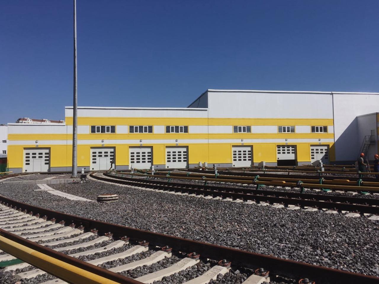 Семь новых станций Калининско-Солнцевской линии метро готовы к вводу в эксплуатацию
