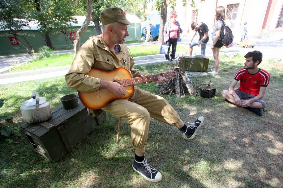 В Новослободском парке нашли более 150 артефактов