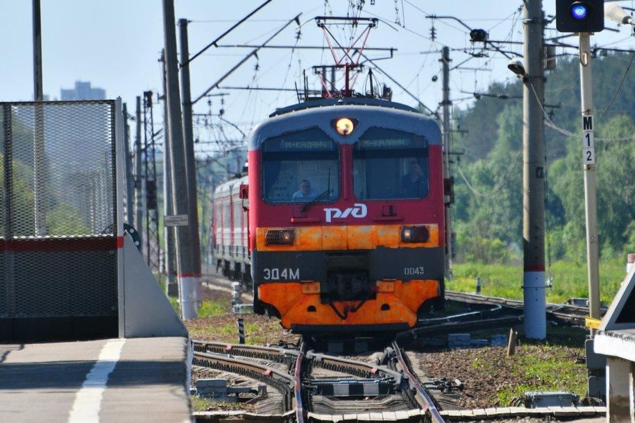Некоторые поезда Киевского направления следуют с опозданием в сторону Москвы