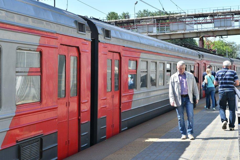 На Ярославском направлении изменится расписание электричек в связи с укладкой путей 14-17 августа