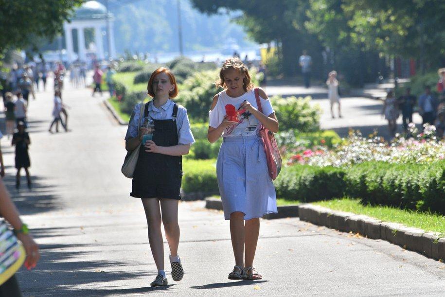 В столичном регионе ожидается до 27 градусов тепла