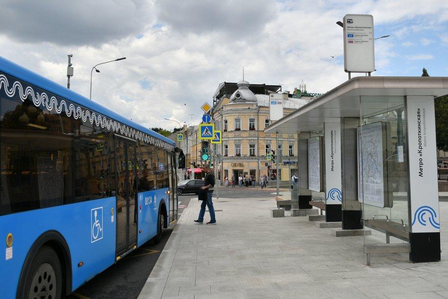 С начала года столичные остановки ремонтировали более 50 тысяч раз