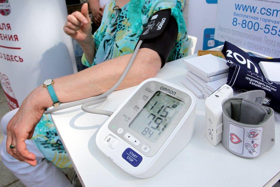 В рамках дней здоровья москвичи смогут пройти осмотры у врачей в городских парках