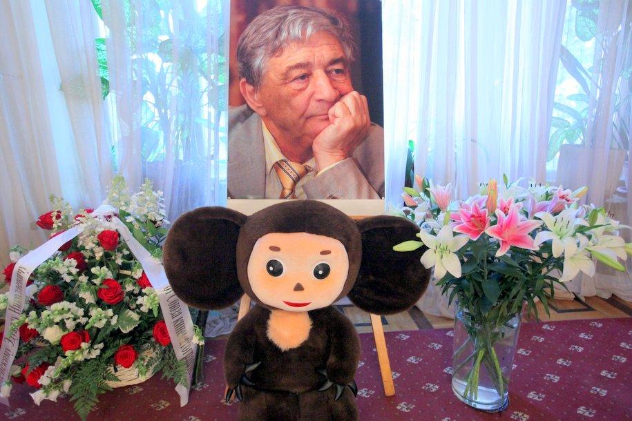 Эдуард Успенский умер в возрасте 80 лет