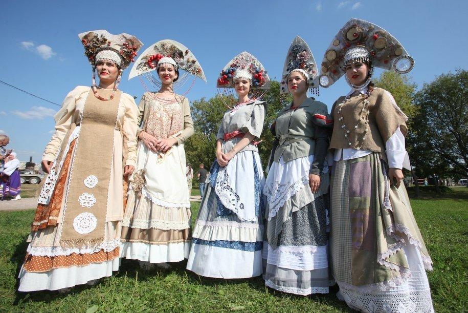 В Москве завершился исторический фестиваль «Времена и эпохи»