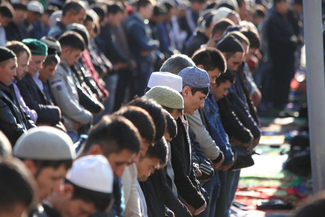 В праздновании Курбан-Байрама в Москве и Подмосковье приняли участие около 320 тыс. мусульман
