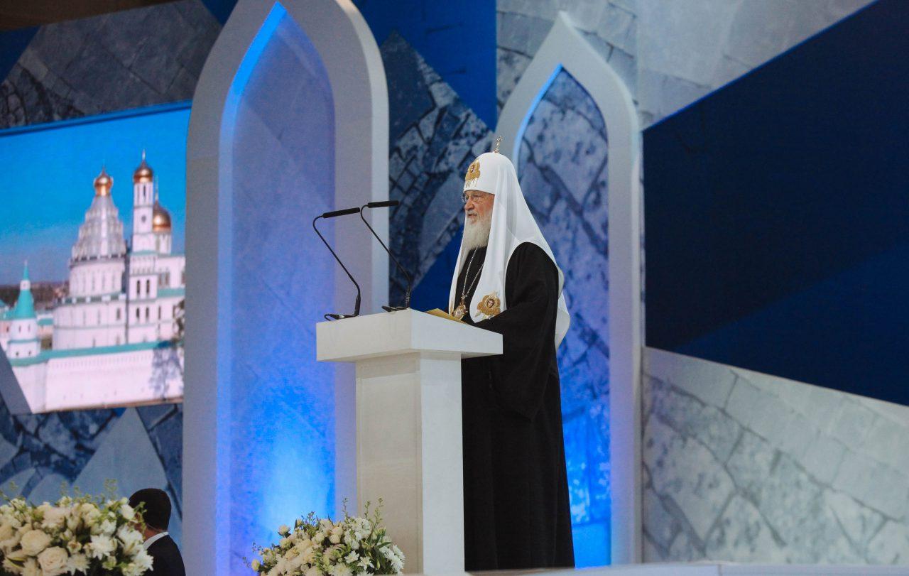 В Москве прошел III Международный православный молодежный форум