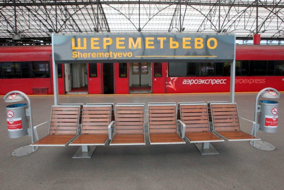 «Аэроэкспресс» в Шереметьево изменит расписание с 7 по 11 августа