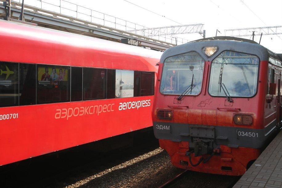 Расписание электричек Белорусского направления изменится 2-3 сентября из-за путевых работ